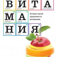 Витамания. История нашей одержимости витаминами